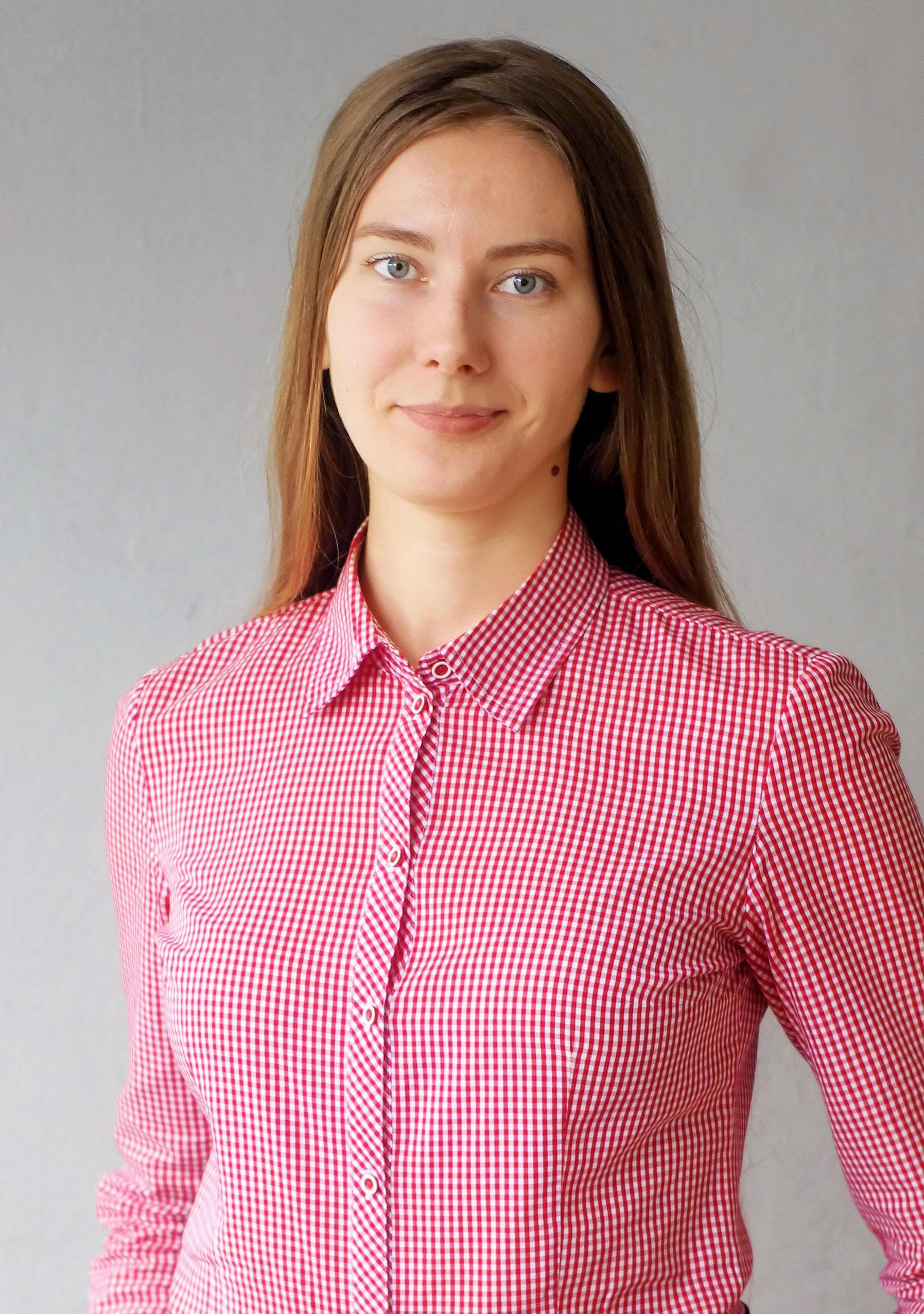 Матвеева Ксения Владимировна