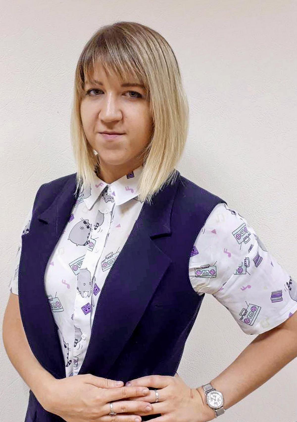 Климова Татьяна Романовна